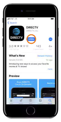 Directv iphone